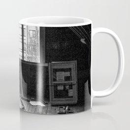 Changing of the Windows on Eastwood Coffee Mug