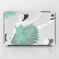 ballet iPad Cases featuring BALLET by Kiley Victoria