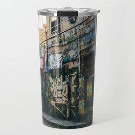 Graffiti Alley 4 Travel Mug
