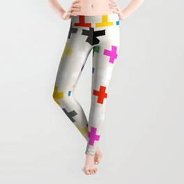 Crosses II Leggings