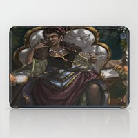 madonna iPad Cases featuring Madonna  by Anastasia Magloire