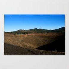 Lassen Volcanic National Park - Cinder Cone Valcano Canvas Print