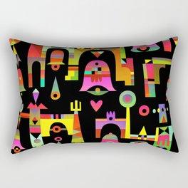 Harmony Chime Rectangular Pillow