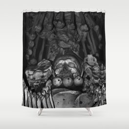 Sedlec III Shower Curtain