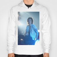 harry styles Hoodies featuring Harry Styles by Halle
