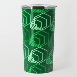 Op Art 116 Travel Mug