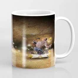 Paranormal: Magic, New Mexico series Coffee Mug