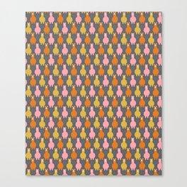 The Alpacas III Canvas Print