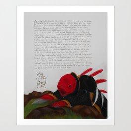 Rakmerah Art Print