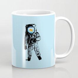 Goldfish Astronaut Coffee Mug