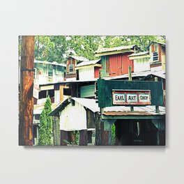 art shack Metal Print
