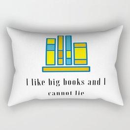 Big Books Rectangular Pillow
