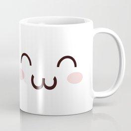 Cute Kawaii Emotion :3 (Check Out The Mugs!) Coffee Mug