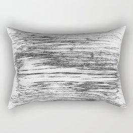 Texture#21 Dry brush Rectangular Pillow