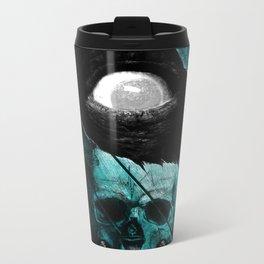 """The Tell-Tale Heart"" - Edgar Allan Poe Series Metal Travel Mug"