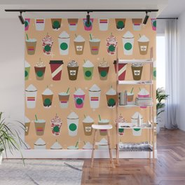 Morning Coffee Wall Mural