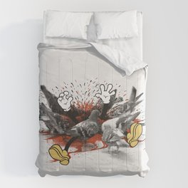 Pop Culture Consumption  Comforters