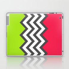 Color Blocked Chevron 5 Laptop & iPad Skin