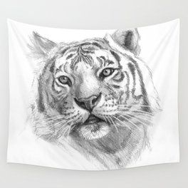 Sentimental Tiger SK118 Wall Tapestry
