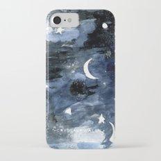 Twilight Night Sky Slim Case iPhone 7