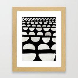 Invert Hidden Framed Art Print