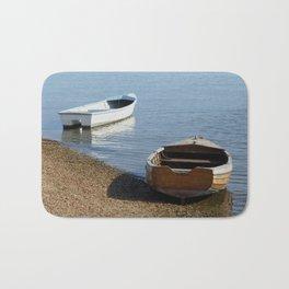 Row Boats Bath Mat