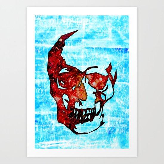 Dead Space II Art Print