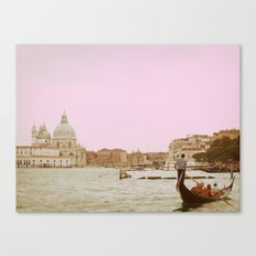Venice in a Dream Canvas Print