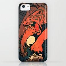 Weretiger - Hot iPhone 5c Slim Case