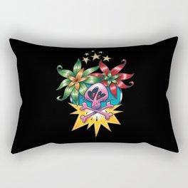 Tatouage de Mégane Rectangular Pillow