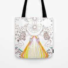 it's not Monday, it's MOONday! Tote Bag