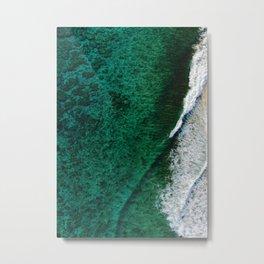 Sea 10 Metal Print