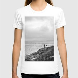 Fishing the Irish Coast T-shirt