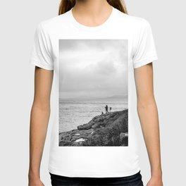 Fishing the Irish Coast T-shirt
