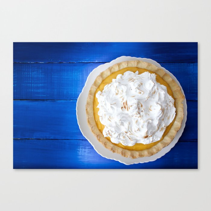Maracuya Pie Canvas Print