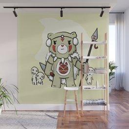 Princess Mononocare Wall Mural