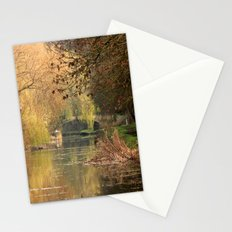 Tranquil days Stationery Cards