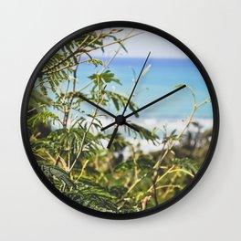 Ohope, New Zealand Wall Clock