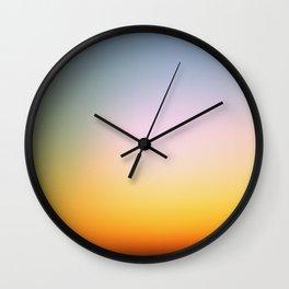 Morning Sunrise Wall Clock