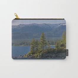 Trees +Tahoe IV Carry-All Pouch