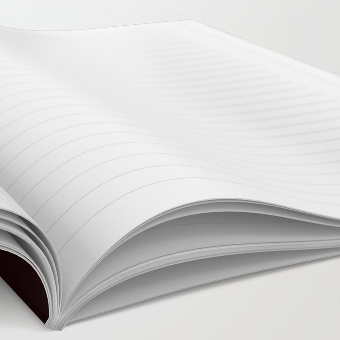 Molten Lava Flow Notebook