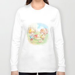 Puppysitters Long Sleeve T-shirt
