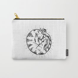 Tabby Nap Carry-All Pouch