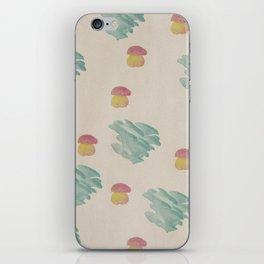 Mushroom 2 iPhone Skin