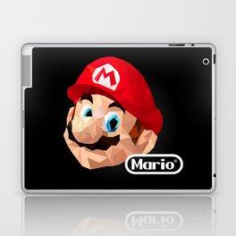 Mario Poster Laptop & iPad Skin