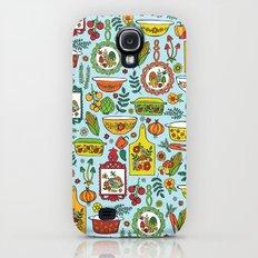Retro Kitchen Slim Case Galaxy S4