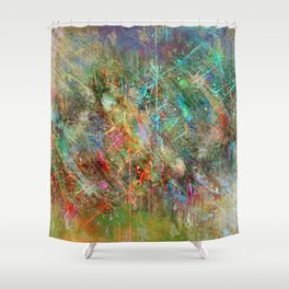Where are you ?  Shower Curtain