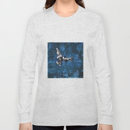 Hope is the thing with feathers on Long Sleeve T-shirt
