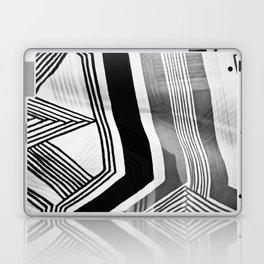 Modern Zebra Abstract Laptop & iPad Skin
