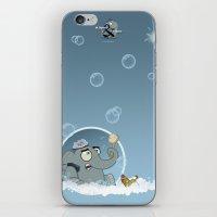 bath iPhone & iPod Skins featuring Bath by Glenn Melenhorst
